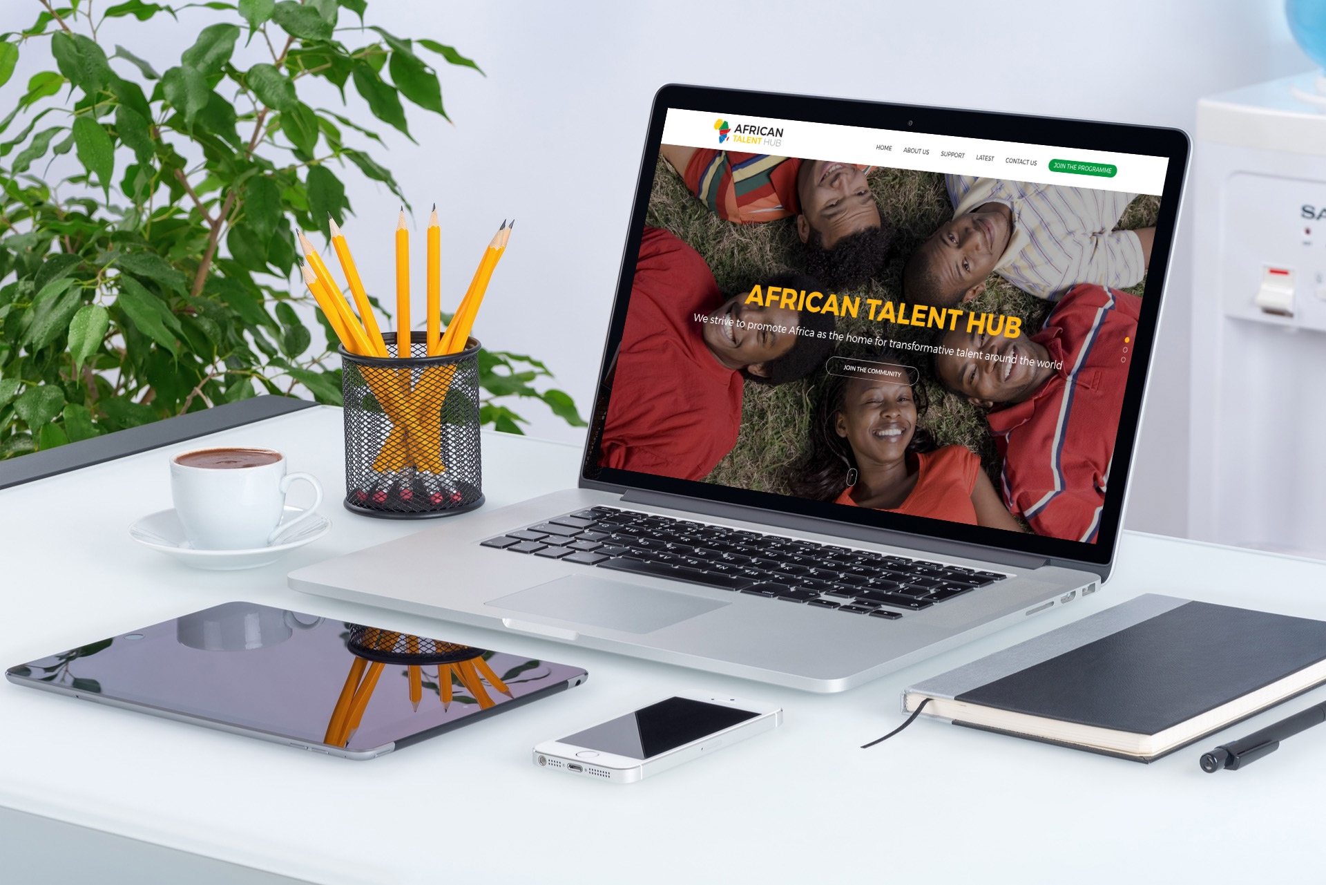 African-talent-hub